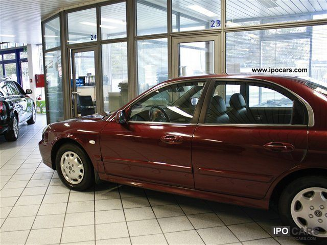 2003 Hyundai Sonata Gls Ahk Car Photo And Specs
