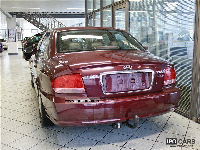 ... 2003 Hyundai Sonata GLS AHK Limousine Used Vehicle Photo ...