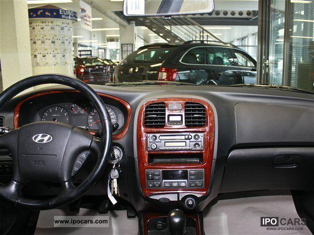 2003 Hyundai Sonata Gls Ahk Car Photo And Specs