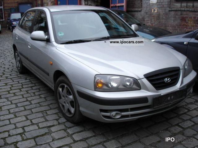 Awesome 2006 Hyundai Elantra 1.6i GLS Limousine