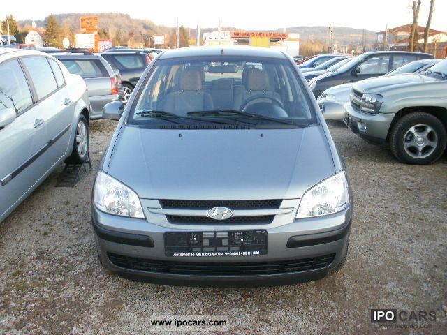 2005 Hyundai  Getz 1.5 CRDi 1: Manual Air Conditioning * Small Car Used vehicle photo