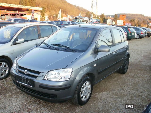 2005 hyundai getz 1 5 crdi 1 manual air conditioning car photo and specs. Black Bedroom Furniture Sets. Home Design Ideas