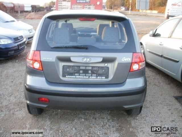 2005 hyundai getz 1 5 crdi 1 manual air conditioning. Black Bedroom Furniture Sets. Home Design Ideas