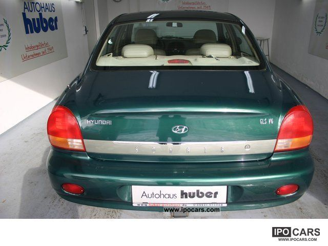 2000 Hyundai  Sonata 2.5i V6 GLS Sonica * hitch Limousine Used vehicle photo