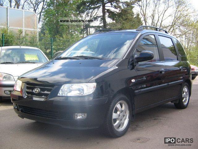 2005 Hyundai  Matrix 1.8 GLS ** LEATHER + AIR +1. HAND ** Van / Minibus Used vehicle photo