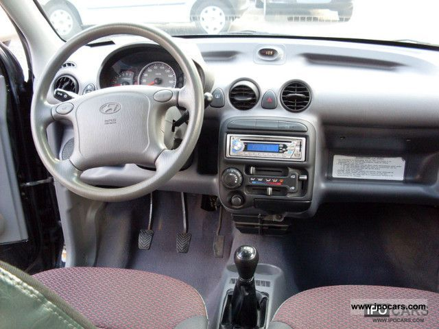 2007 Hyundai Atos Prime 1 1 1 Hand Power Steering