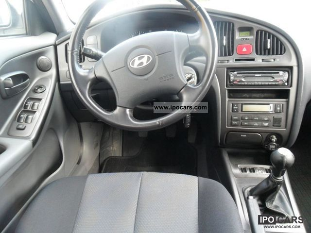 2004 hyundai elantra car photo and specs ipocars com