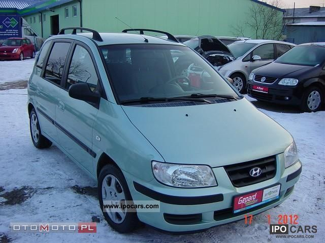 2004 Hyundai  Matrix Van / Minibus Used vehicle photo