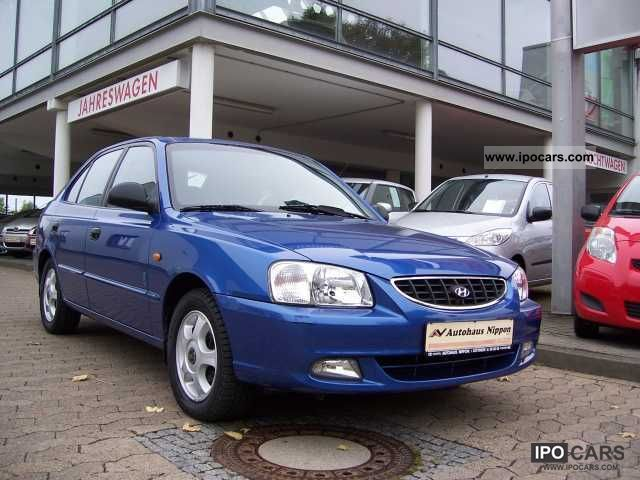 Hyundai  Accent 1.5i Cup 2002 Liquefied Petroleum Gas Cars (LPG, GPL, propane) photo