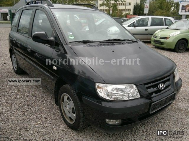 2005 Hyundai  Matrix 1.6 GLS \ Van / Minibus Used vehicle photo