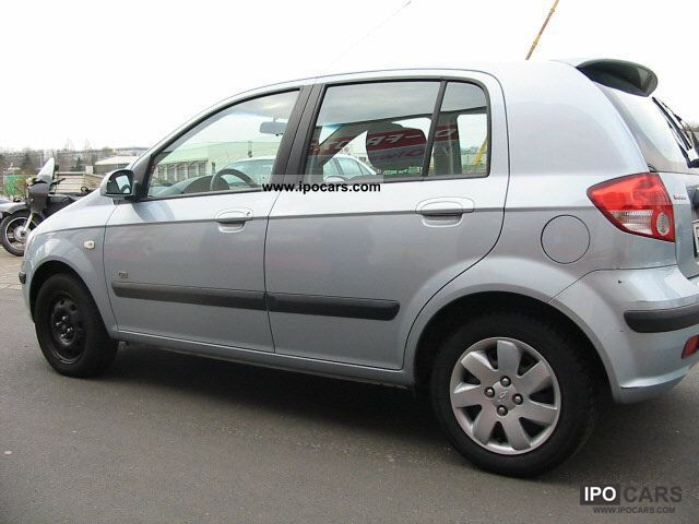 2005 hyundai getz 1 5 crdi diesel gls 4 airbag air 139tkm. Black Bedroom Furniture Sets. Home Design Ideas