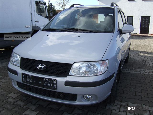 2005 Hyundai  Matrix 1.5 CRDi VGT GLS Van / Minibus Used vehicle photo