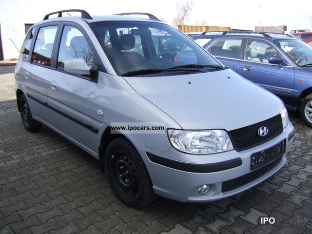 2005 hyundai matrix 1 5 crdi vgt gls car photo and specs. Black Bedroom Furniture Sets. Home Design Ideas