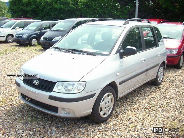 2006 Hyundai  Matrix 1.6 * 3500 * Net Van / Minibus Used vehicle photo