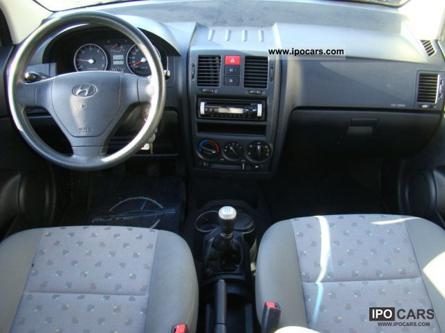 2005 Hyundai Getz 15 Crdi 82 Pack Clim Car Photo And Specs