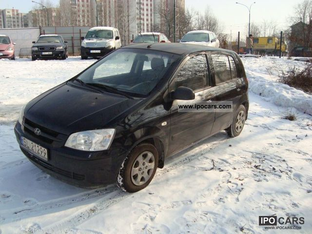 Hyundai  Getz GAZ 2005 Liquefied Petroleum Gas Cars (LPG, GPL, propane) photo