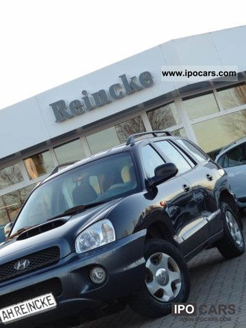 2003 Hyundai  Santa Fe 2.0 2WD model special El Paso Off-road Vehicle/Pickup Truck Used vehicle photo
