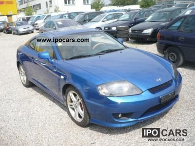 2005 hyundai coupe 2 0 gls car photo and specs. Black Bedroom Furniture Sets. Home Design Ideas