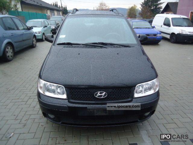 2006 Hyundai  Matrix 1.6 Vinci * 1 * AIR * LEATHER * HAND CHECKBOOK * Van / Minibus Used vehicle photo