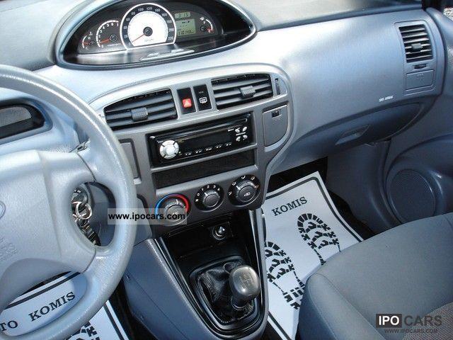 2005 Hyundai Matrix 1 6 16v Air Z Serwis Niemiec Car Photo And Specs