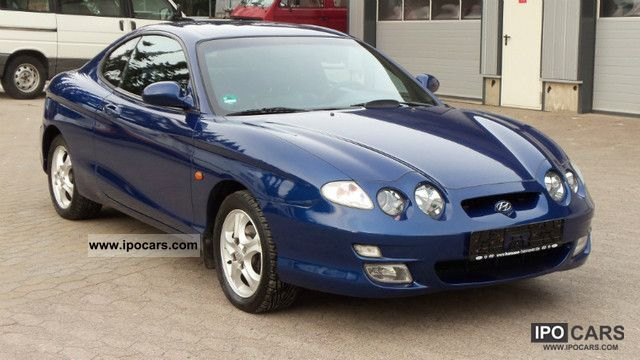 2002 hyundai coupe 2 0 fx car photo and specs. Black Bedroom Furniture Sets. Home Design Ideas