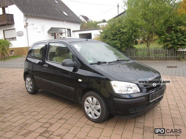 2005 hyundai getz car photo and specs. Black Bedroom Furniture Sets. Home Design Ideas