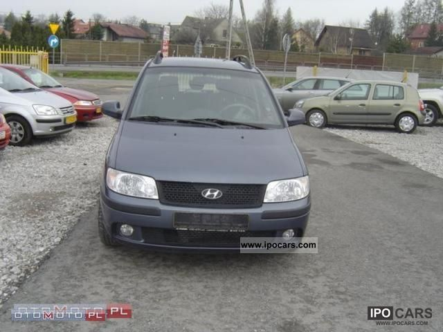 2005 Hyundai  Matrix Small Car Used vehicle photo