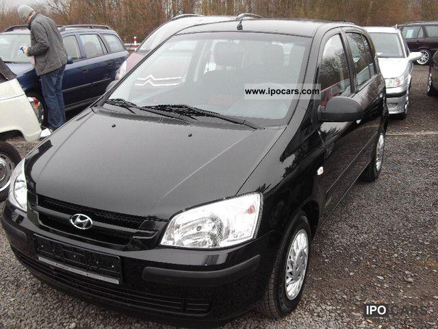 2006 Hyundai  Getz 1.3 GLS Small Car Used vehicle photo