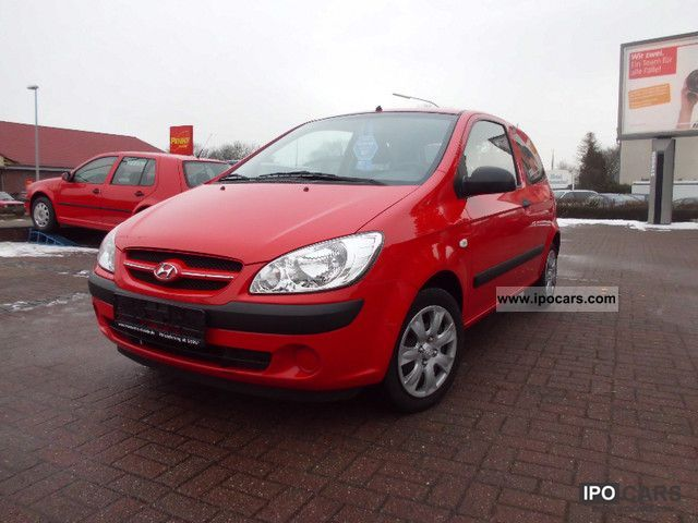 2008 Hyundai  Getz 1.1 GL / with 1 years warranty * new & TUV Small Car Used vehicle photo