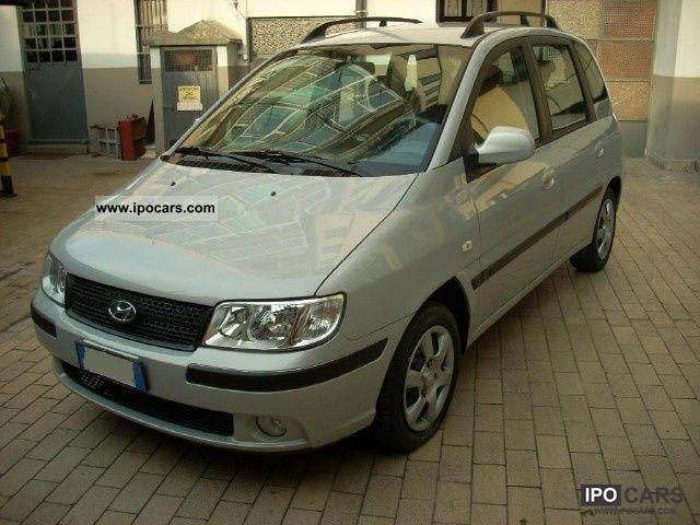 2006 Hyundai  TD Matrix 1.5 CRDi Style 110cv Van / Minibus Used vehicle photo