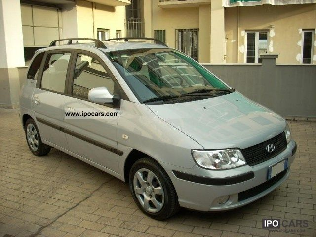 2006 hyundai td matrix 1 5 crdi style 110cv car photo and specs. Black Bedroom Furniture Sets. Home Design Ideas