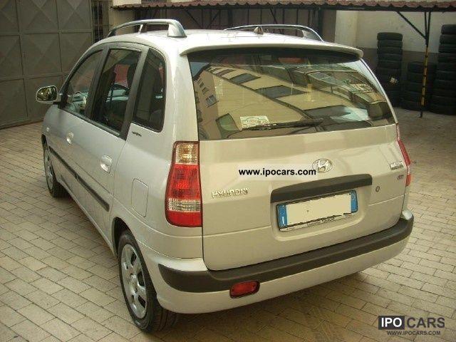 2006 hyundai td matrix 1 5 crdi style 110cv car photo for Html td style