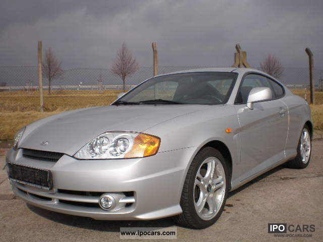 2004 Hyundai  AIR Coupe 2.0 \ Sports car/Coupe Used vehicle photo