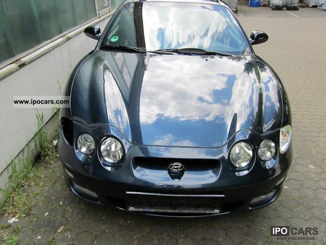 hyundai coupe 2005 евро3 или4