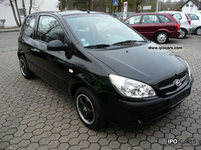 2008 hyundai getz 1 1 gl car photo and specs. Black Bedroom Furniture Sets. Home Design Ideas