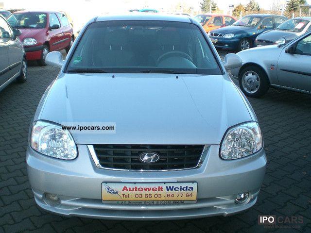2006 Hyundai  Accent 1.3i GLS Limousine Used vehicle photo