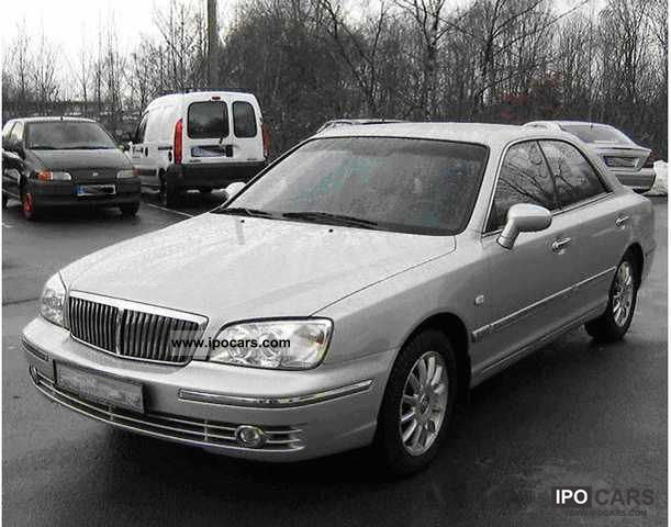 2006 Hyundai  XG350 V6, top opportunity 1.Hand, accident free Limousine Used vehicle photo