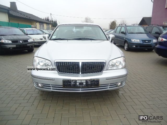 2004 Hyundai  XG 300 * NOTE THERE IS A Handeld XG 300 * Limousine Used vehicle photo