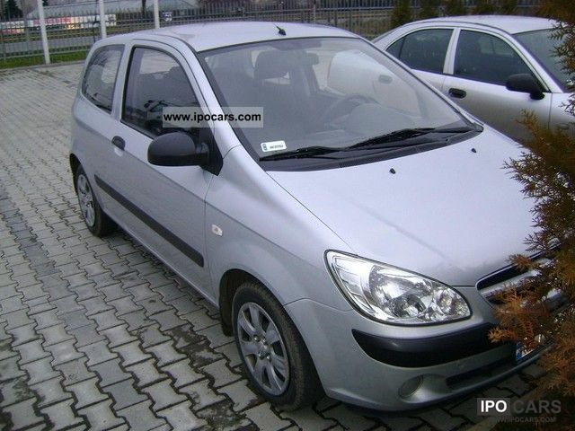 2008 hyundai getz car photo and specs. Black Bedroom Furniture Sets. Home Design Ideas