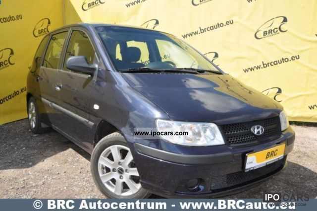 2007 Hyundai  Matrix 1.6i Pininfarina Estate Car Used vehicle photo