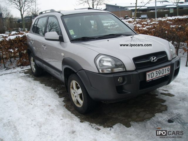 2006 hyundai tucson 2 0 car photo and specs. Black Bedroom Furniture Sets. Home Design Ideas