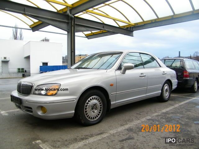 2003 Hyundai  XG 30 3.0 V6 Decada Limousine Used vehicle photo