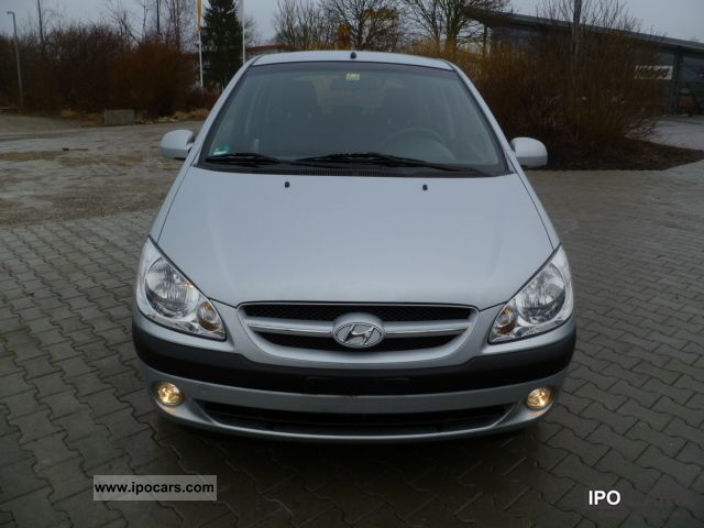 2006 Hyundai  Getz 1.5 CRDi 16V Euro4 from 1.Hand Small Car Used vehicle photo