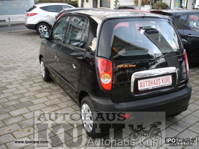 hyundai atos prime  gls automatic climate car photo  specs