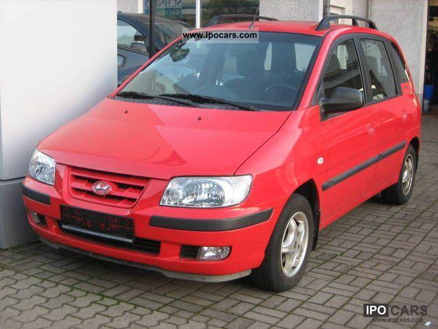 2001 Hyundai  Matrix 1.6 Limousine Used vehicle photo