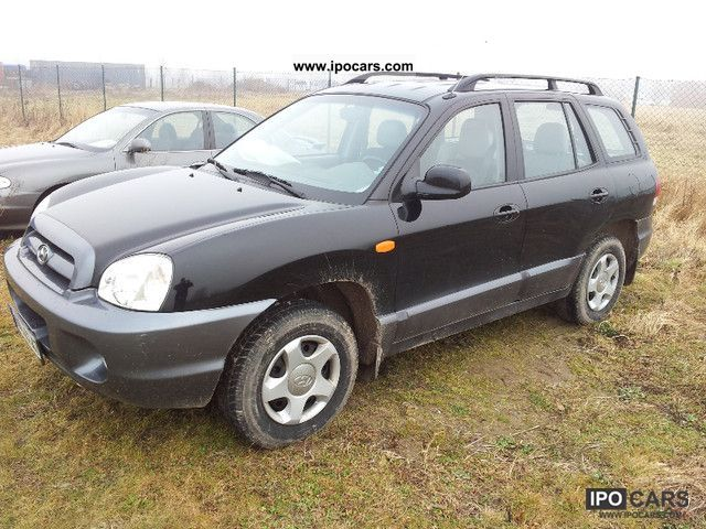2006 Hyundai  Santa Fe GLS 2.4 2WD, full leather Off-road Vehicle/Pickup Truck Used vehicle photo
