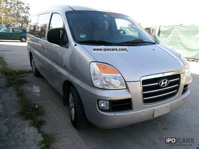 2006 Hyundai  H-1 Starex Van / Minibus Used vehicle photo