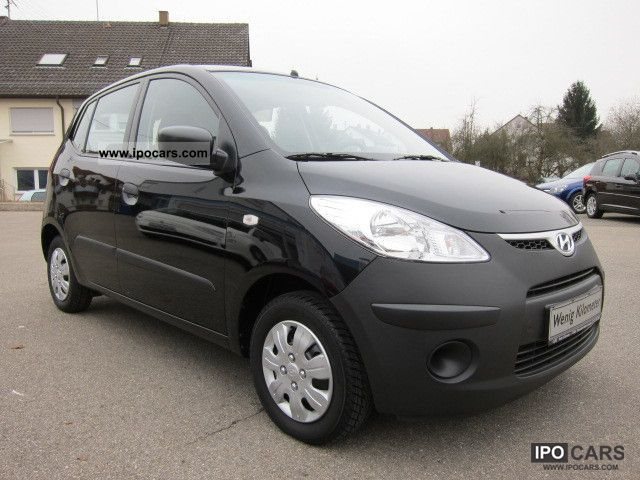 2010 hyundai i10 1 1 dt vehicle 5 door car photo and specs. Black Bedroom Furniture Sets. Home Design Ideas