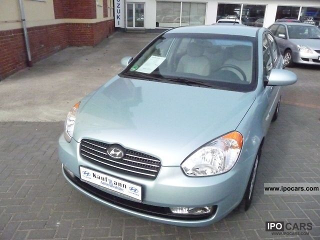 2006 Hyundai  Accent 1.4 GL Limousine Used vehicle photo
