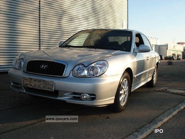2005 hyundai sonata gls 2 0i 16v car photo and specs